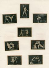 Vintage set  of 16 labels of Ballet dance beautiful must see * #377